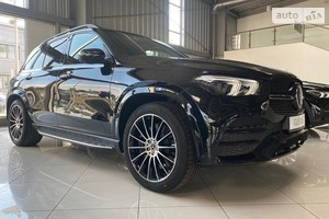 Mercedes-Benz GLE-Class 450 AT (367 л.с.) 4Matic Individual