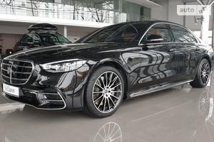 Mercedes-Benz S-Class 400d 9G-Tronic (330 л.с.) Long 4Matic Individual