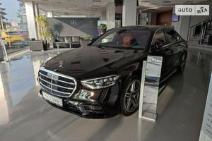 Mercedes-Benz S-Class 500 9G-Tronic (435 л.с.) Long 4Matic