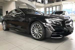 Mercedes-Benz S-Class S 450 G-Tronic (367 л.с.) 4Matic Individual