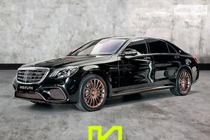 Mercedes-Benz S-Class Mercedes-AMG S65 G=Tronic (630 л.с.) Long