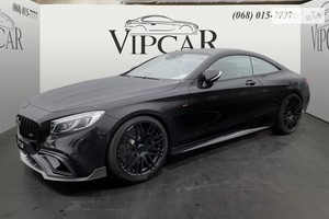 Mercedes-Benz S-Class AMG S 63 AT (612 л.с.) 4Matic+