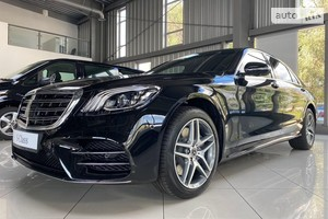 Mercedes-Benz S-Class S 350d AT (286 л.с.) 4Matc Long