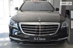 Mercedes-Benz S-Class S 350d AT (286 л.с.) 4Matc Long