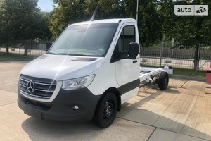 Mercedes-Benz Sprinter груз. 314 2.2 CDi 9G-Tronic (143 л.с.) 2WD