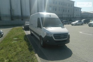 Mercedes-Benz Sprinter груз. 2.2 CDi 7G-Tronic Plus (163 л.с.) 2WD base