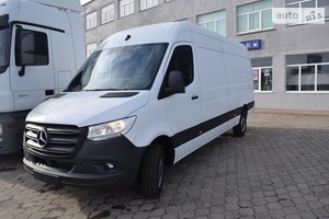 Mercedes-Benz Sprinter груз. Long XL 311 2.2 CDi MT 2WD 4325mm Individual