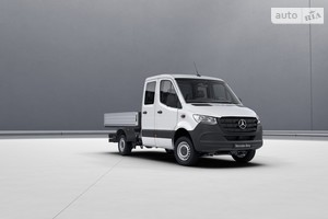 Mercedes-Benz Sprinter груз. Double Cab Std 319 3.0 CDi MT 2WD base