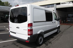 Mercedes-Benz Sprinter груз. Std 316 2.2 CDi MT 2WD 3665mm base