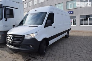 Mercedes-Benz Sprinter груз. 2.2 CDi MT (114 л.с.) 2WD Individual