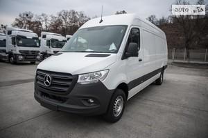 Mercedes-Benz Sprinter груз. 311 2.2 CDi MT (114 л.с.) 2WD base