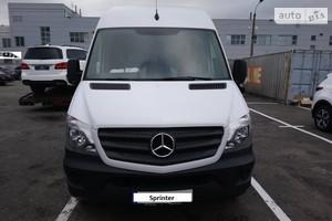 Mercedes-Benz Sprinter пасс. Passanger Van 316 CDI AT (163 л.с.) Long Individual