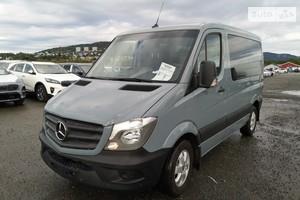 Mercedes-Benz Sprinter пасс. Passanger Van 316 CDI AT (163 л.с.) Compact Individual