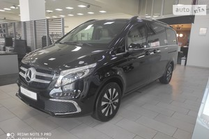 Mercedes-Benz V-Class 300d AT (239 л.с.) Long 4Matic AMG Style