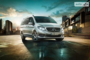 Mercedes-Benz V-Class V 220d AT (163 л.с.) Long AVG