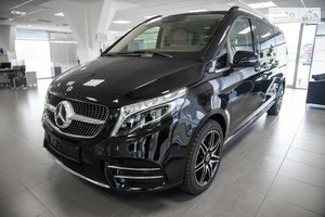 Mercedes-Benz V-Class 300d AT (240 л.с.) 4Matic AMG Style