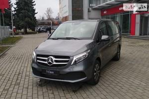 Mercedes-Benz V-Class V 220d АТ (163 л.с.)