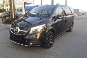 Mercedes-Benz V-Class 300d AT (240 л.с.) 4Matic Individual