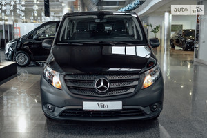 Mercedes-Benz Vito пасс. 111 CDI MT (114 л.с.) Tourer Pro Long