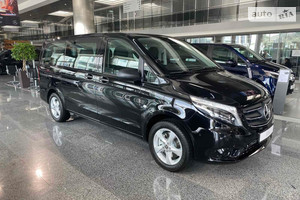 Mercedes-Benz Vito пасс. Tourer 116 CDI AT (163 л.с.) 4Matic Base Long Individual