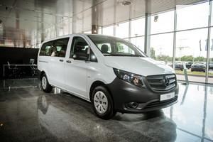 Mercedes-Benz Vito пасс. 114 CDI MT (136 л.с.) Tourer Select Long
