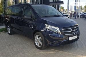 Mercedes-Benz Vito пасс. Tourer 116 CDI AT (163 л.с.) 4Matic Base Long base