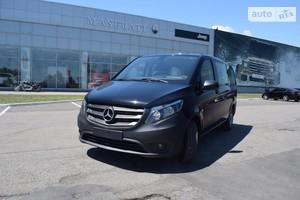 Mercedes-Benz Vito пасс. 110 CDI MT (102 л.с.) Tourer Long Pro