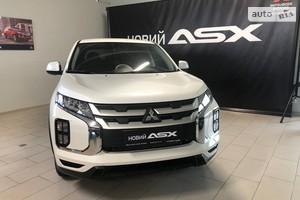 Mitsubishi ASX 1.6 MT (117 л.с.) Invite