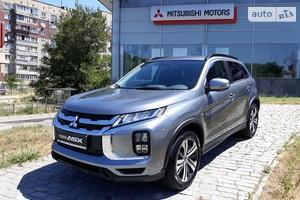 Mitsubishi ASX 2.0 CVT (150 л.с.) 4WD Instyle