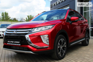 Mitsubishi Eclipse Cross 1.5T CVT (150 л.с.) 4WD Ultimate