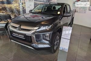 Mitsubishi L 200 New 2.4 DI-D MT (154 л.с.) 4WD Intense