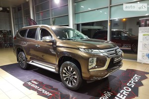 Mitsubishi Pajero Sport 2.4 DI-D AТ (181 л.с.) Super Select 4WD-II Ultimate