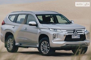 Mitsubishi Pajero Sport 2.4 DI-D AТ (181 л.с.) Super Select 4WD-II Intense