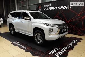 Mitsubishi Pajero Sport 2.4 DI-D AТ (181 л.с.) Super Select 4WD-II Individual