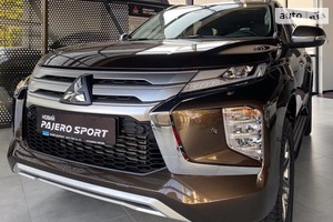 Mitsubishi Pajero Sport 2.4 DI-D AТ (181 л.с.) Intense