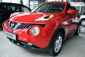 Nissan Juke FL 1.6 CVT (117 л.с.) Acenta Navi