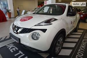 Nissan Juke 1.6 DIG-T CVT (190 л.с.) 4WD SE Sport