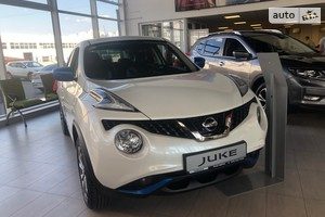 Nissan Juke FL 1.6 CVT (117 л.с.) Bose Personal Edition Blue