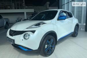 Nissan Juke FL 1.6 CVT (117 л.с.) Tekna Blue
