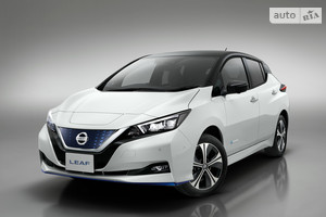 Nissan Leaf 62kWh AT (217 л.с.) SL
