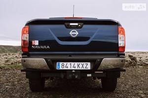 Nissan Navara 2.3 dCi MT (163 л.с.) 4WD Tekna