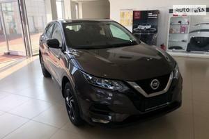 Nissan Qashqai New FL 2.0 CVT (144 л.с.) 4WD N-Style