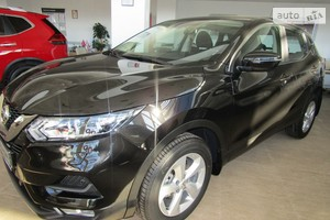 Nissan Qashqai New FL 2.0 CVT (144 л.с.) 2WD Acenta Parking