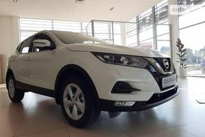 Nissan Qashqai New FL 1.2 DIG-T CVT (115 л.с.) 2WD Acenta Parking