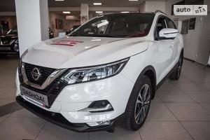 Nissan Qashqai New FL 1.6dCi CVT (130 л.с.) 2WD Tekna