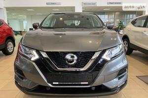 Nissan Qashqai New FL 1.2 DIG-T MT (115 л.с.) 2WD Acenta Safety