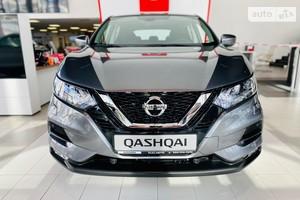 Nissan Qashqai New FL 2.0 CVT (144 л.с.) 2WD Acenta Parking+Navi