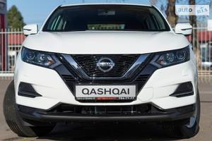 Nissan Qashqai New FL 1.2 DIG-T CVT (115 л.с.) 2WD Visia