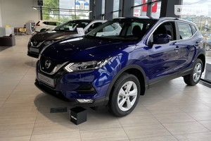Nissan Qashqai New FL 2.0 CVT (144 л.с.) 2WD Acenta