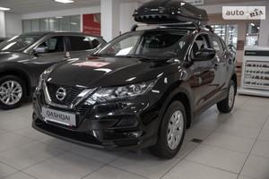 Nissan Qashqai New FL 1.2 DIG-T MT (115 л.с.) 2WD Visia